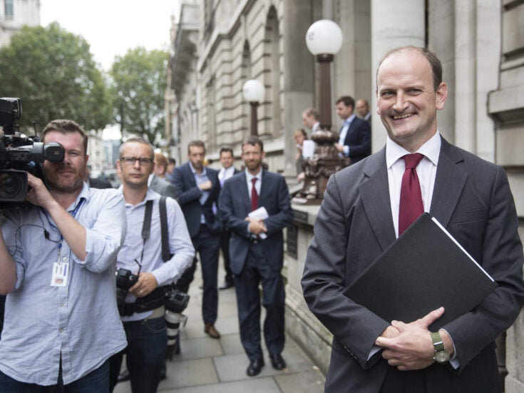 What Carswell's defection means for Labour and the Left