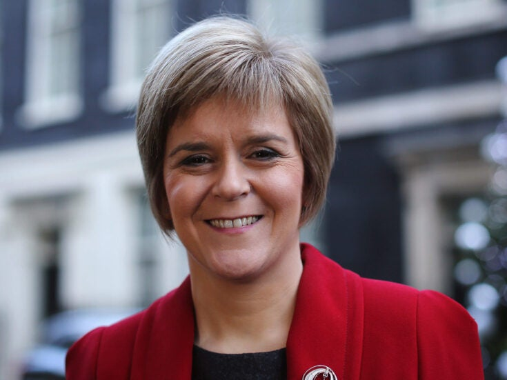 Ashcroft polls show sensational surge for SNP and suggest they will win more than 50 MPs in May