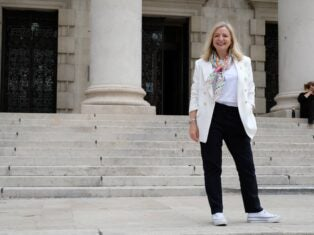 Tracy Brabin: How West Yorkshire's mayor came home