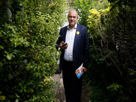 Ed Davey on the social care crisis and how the Liberal Democrats can win again