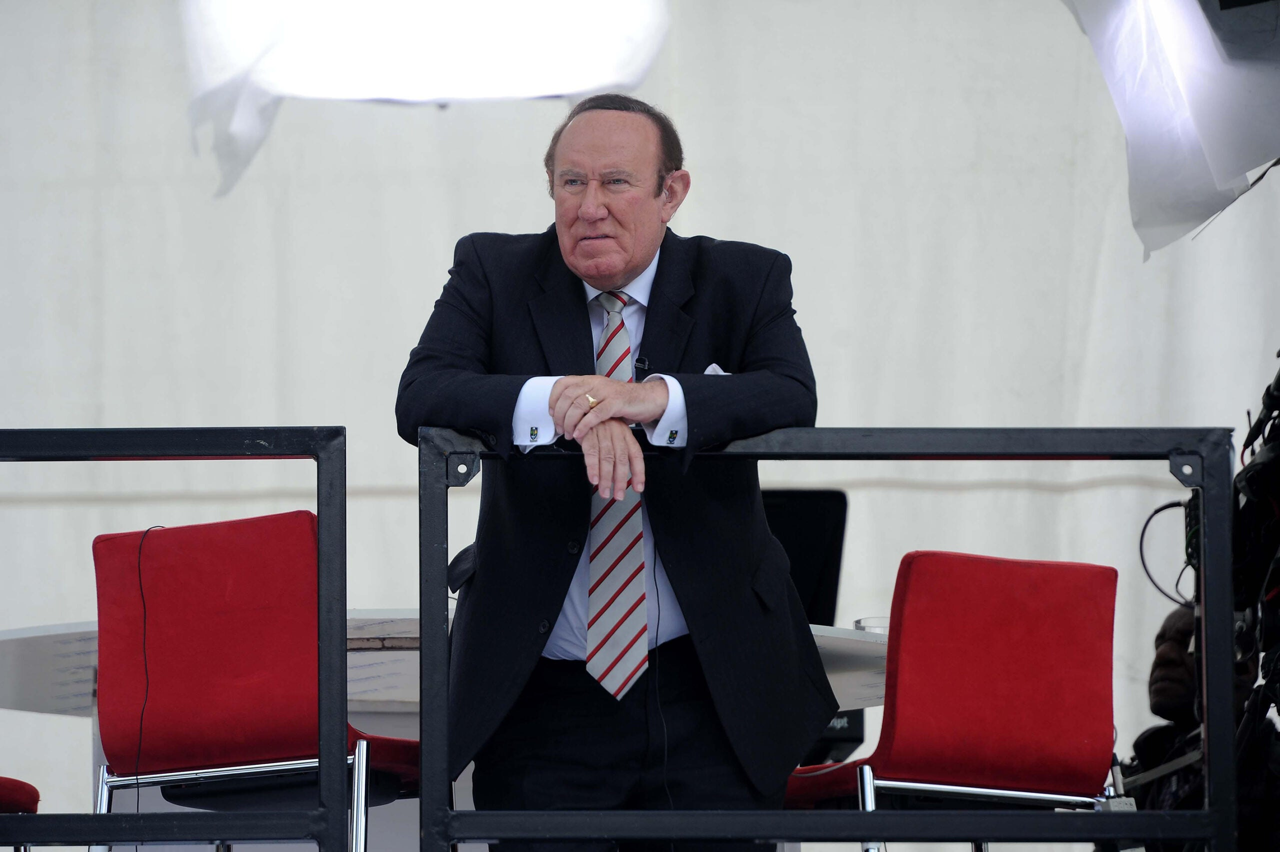 Andrew Neil's vision of GB News was doomed to fail