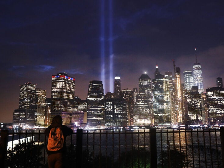 America, 20 years after 9/11
