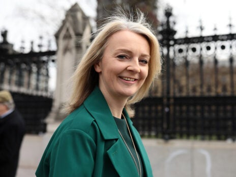 The irresistible rise of Liz Truss