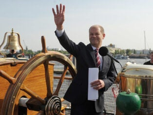 The making of a Hanseat: What Hamburg reveals about Olaf Scholz