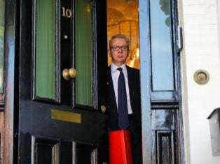 Has Michael Gove been demoted or not?