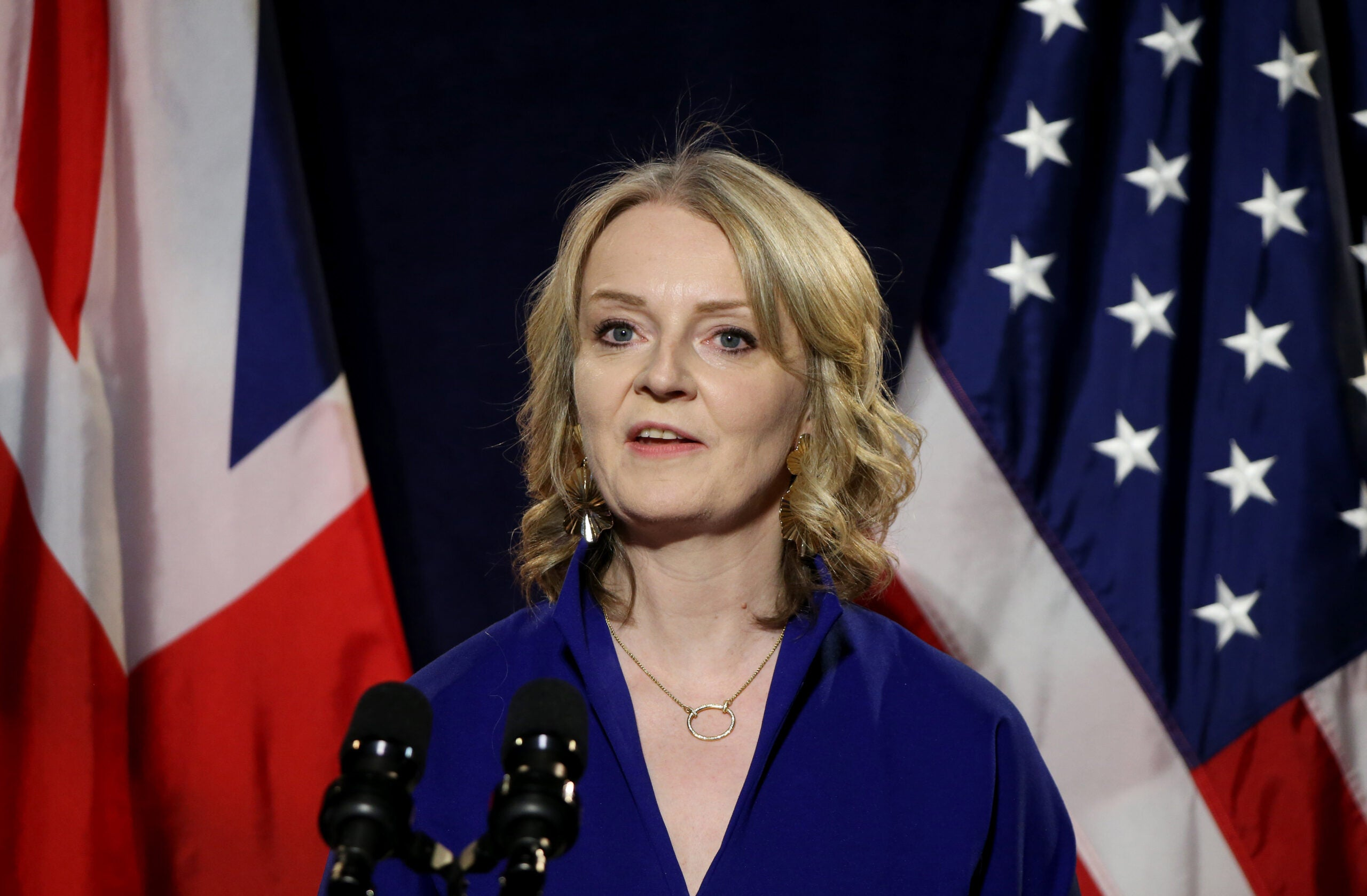 """Liz Truss's delusion of """"Global Britain"""" is falling apart before our eyes"""