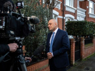 Sajid Javid holds Boris Johnson's fate, and the torch of Thatcherism, in his hands