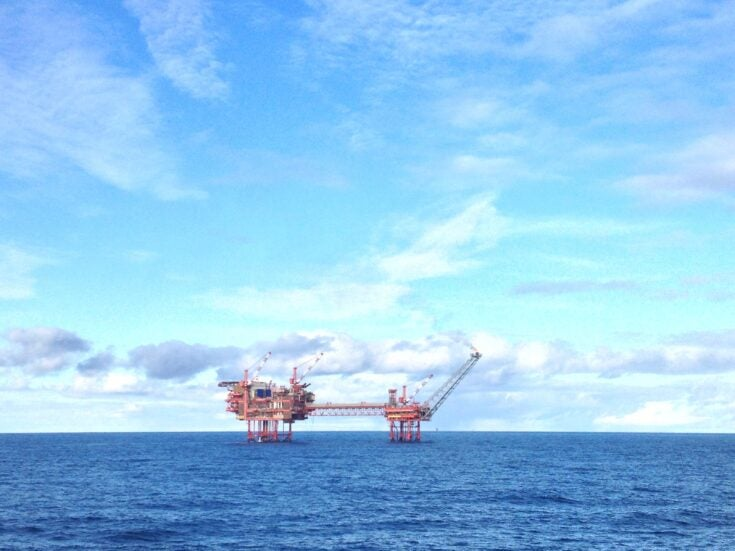 North Sea oil companies receive more money from the government than they pay in taxes