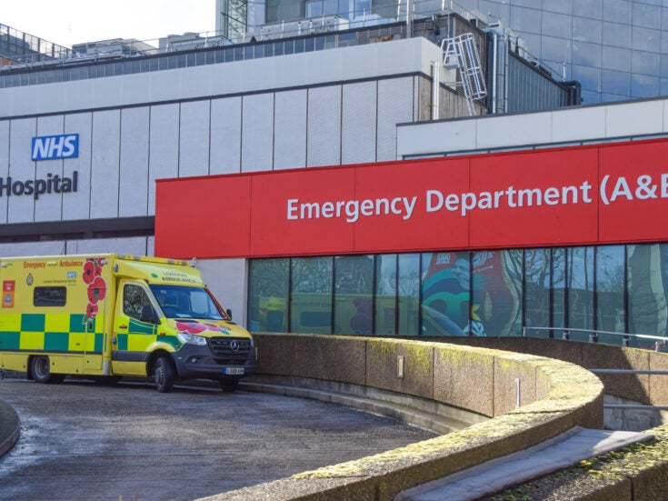 Covid-19 hospitalisations in the UK are higher than last year and could hit record levels in October