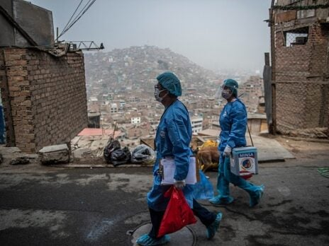 How the poorest countries are still deprived of Covid-19 vaccines