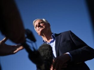 """Michel Barnier: """"No way"""" Eric Zemmour should be allowed to run for the Republican presidential nomination"""