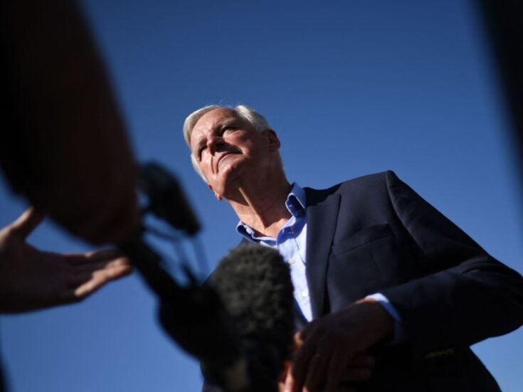 """Michel Barnier interview: """"No way"""" Eric Zemmour should be allowed to run for the Republican presidential nomination"""