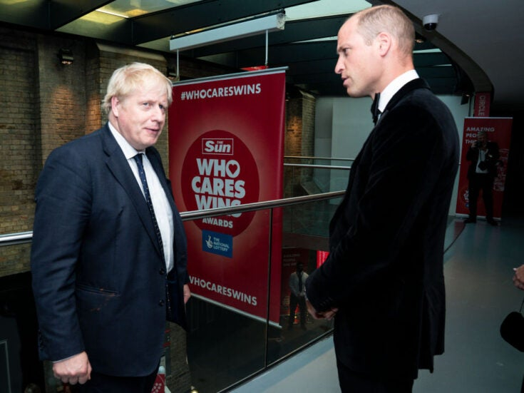 Victoria Newton's Diary: An evening with Prince William, and how the Labour Party could win again
