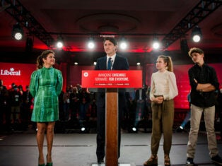 What Justin Trudeau's narrow election victory means for Canada