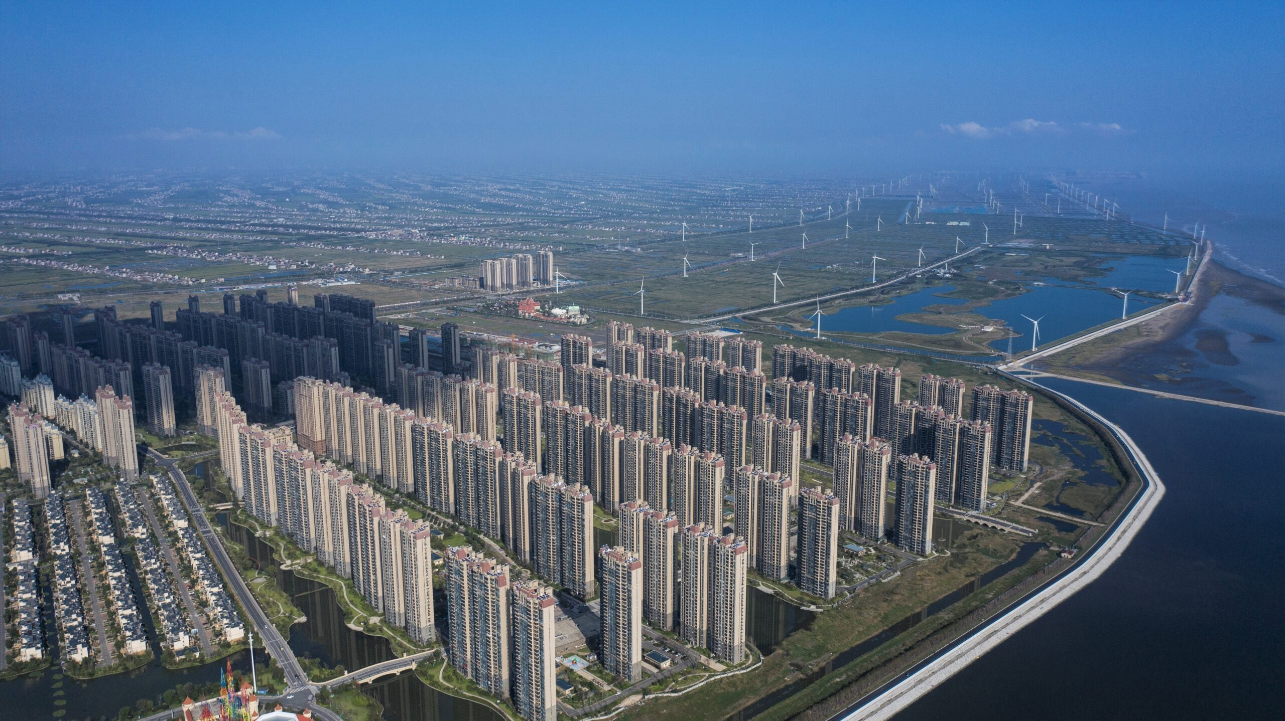Why China's Evergrande debt crisis is the tip of an iceberg