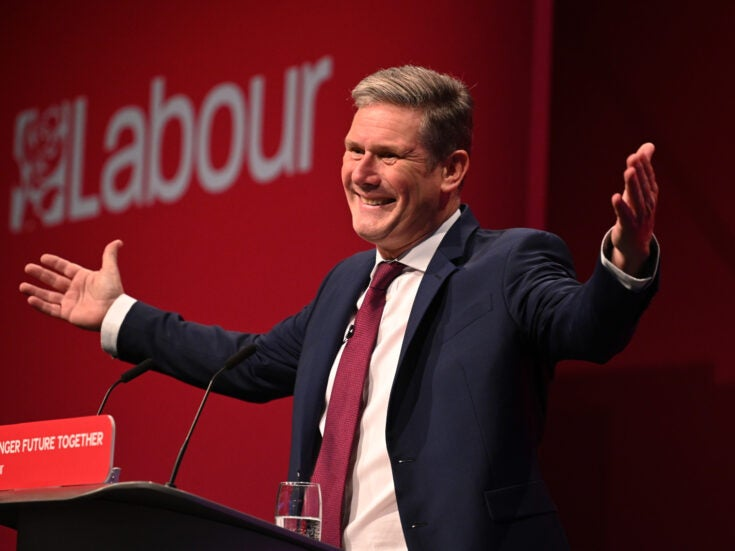 Keir Starmer's speech showed him at his best – and his worst