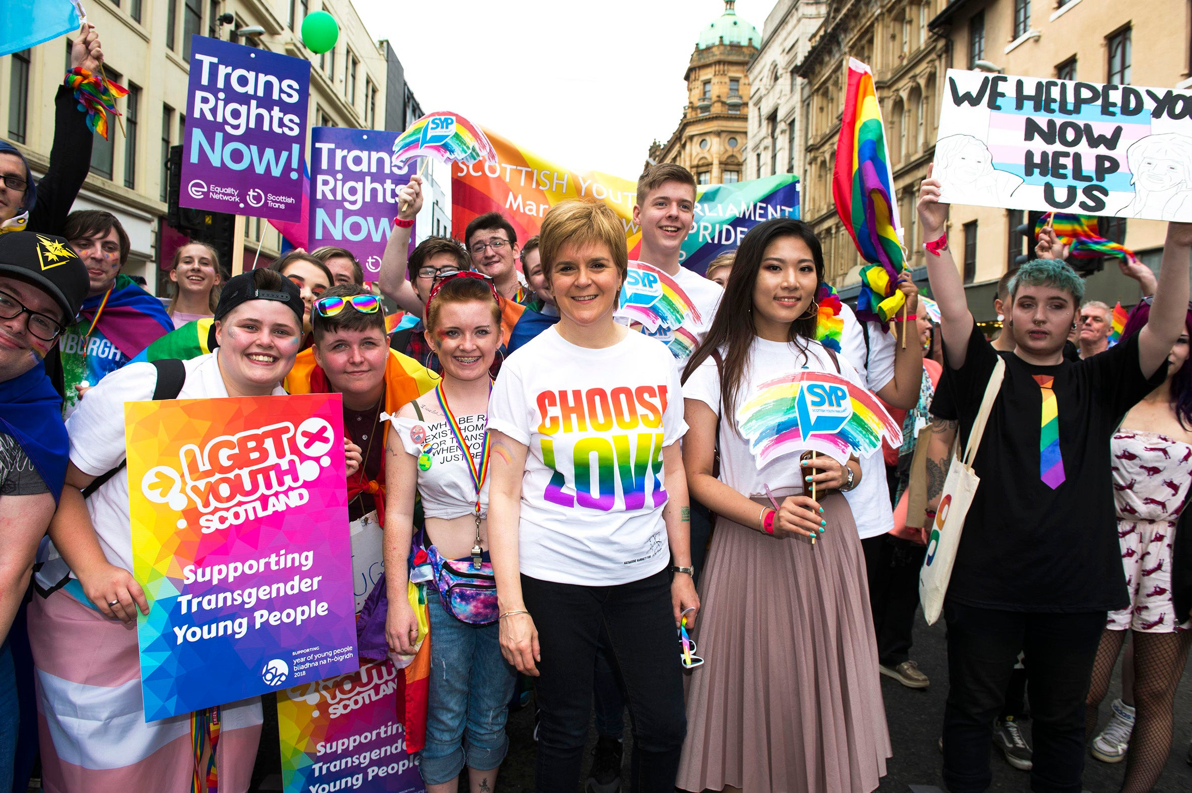 Nicola Sturgeon is refusing to back down on trans rights  – but resistance is growing