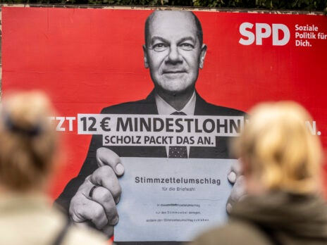 What the SPD surge means for Germany