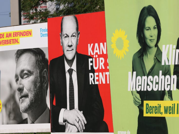 How a left-liberal German coalition could become a Petri dish for progressivism