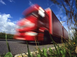 The lorry driver shortage presents the UK with an unpalatable choice