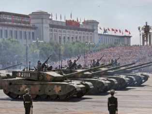 How China's defence spending has surged