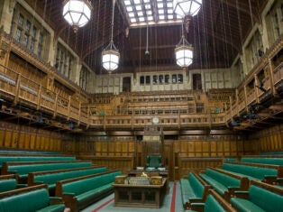 From the NS archive: Nationalising parliament