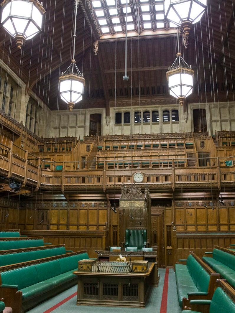 nationalising parliament