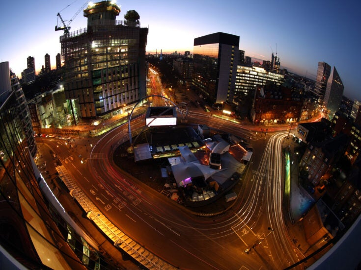 Photo of The last days of Silicon Roundabout