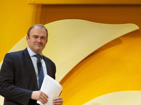 Why Ed Davey's biggest early victory had nothing to do with Chesham and Amersham