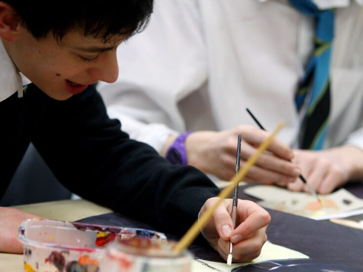 From the NS archive: Artists and schools