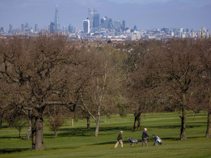 Golf's stranglehold on land in London should be broken