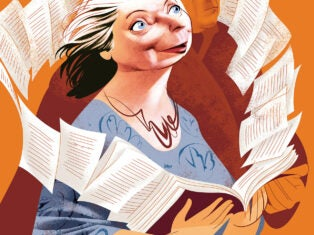 The haunting of Hilary Mantel