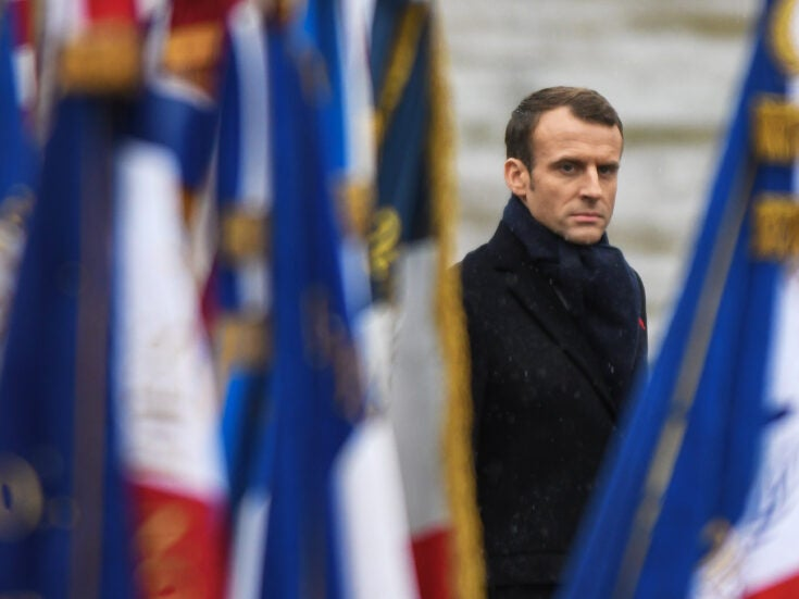 Why EU support for France over Aukus has been muted