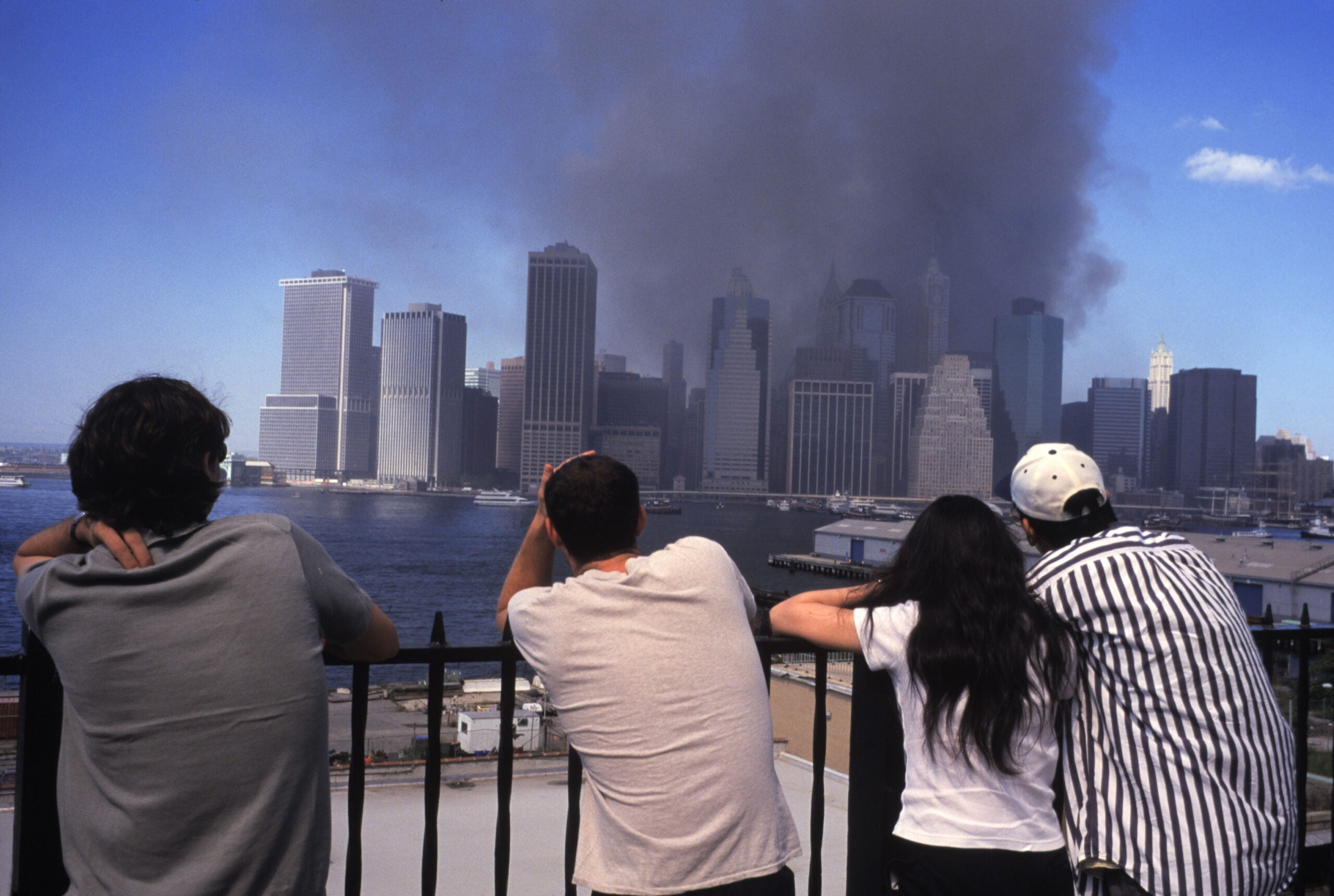 How 9/11 internet culture created a blueprint for modern conspiracy theories