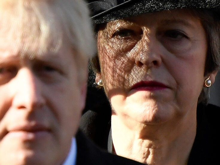 Commons Confidential: Theresa's Tory boycott?