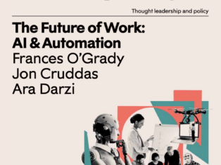 The Future of Work: AI and automation