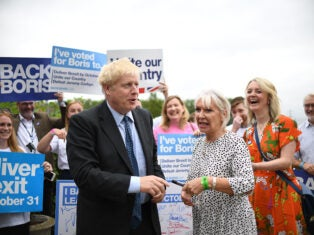 The appointment of Nadine Dorries sums up Boris Johnson's reshuffle – but not for the reason you think