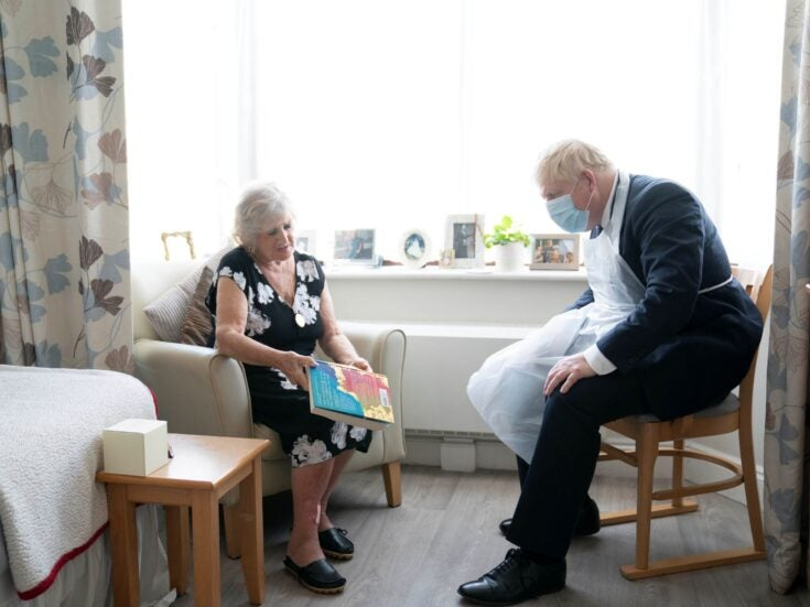 Who are the winners and losers of Boris Johnson's social care reforms?
