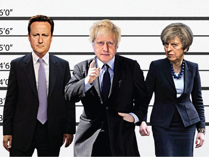J'Accuse! The guilty men and women of the Brexit debacle