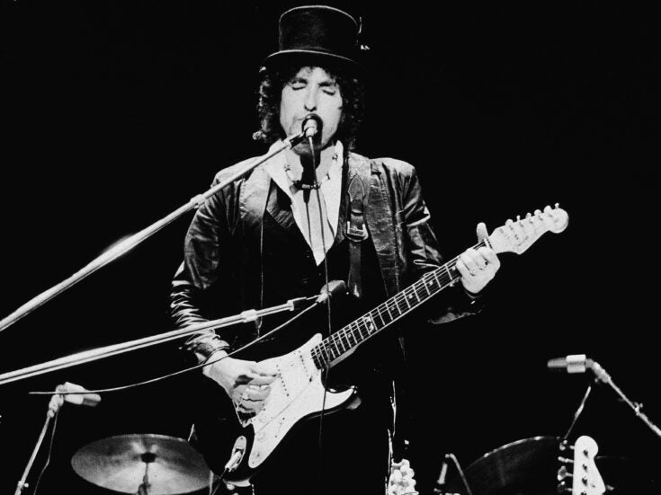 Why Bob Dylan's Nobel Prize for Literature is long overdue