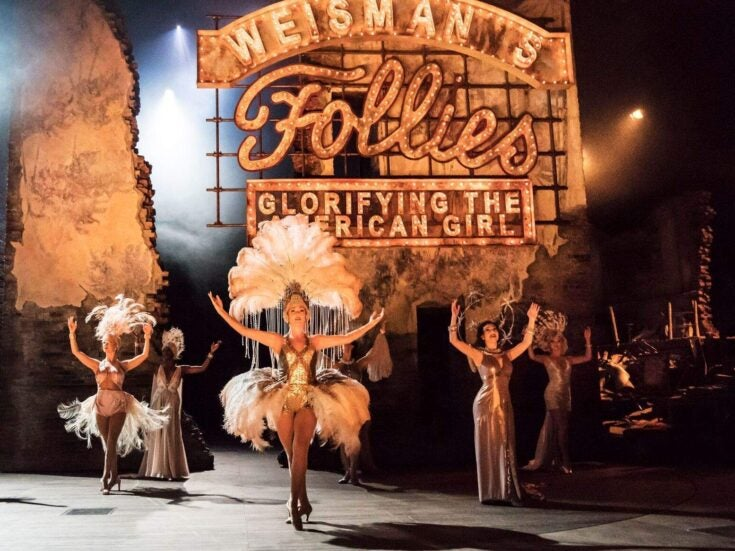 Problem play, solved: Follies at the National Theatre is an exceptional revival