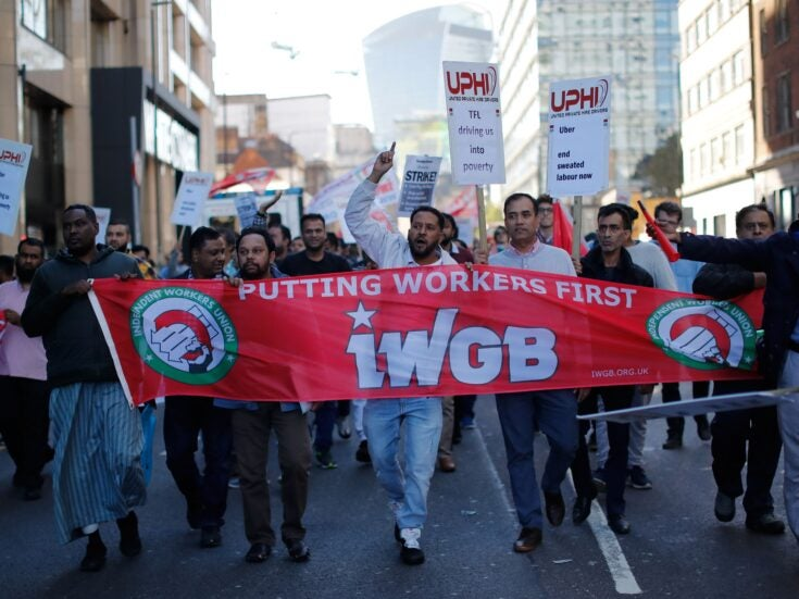 How a new breed of trade union is leading the fight for precarious workers