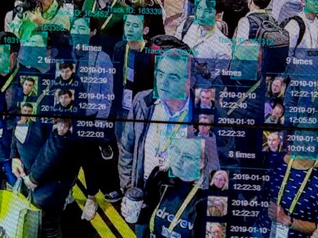 What facial recognition technology means