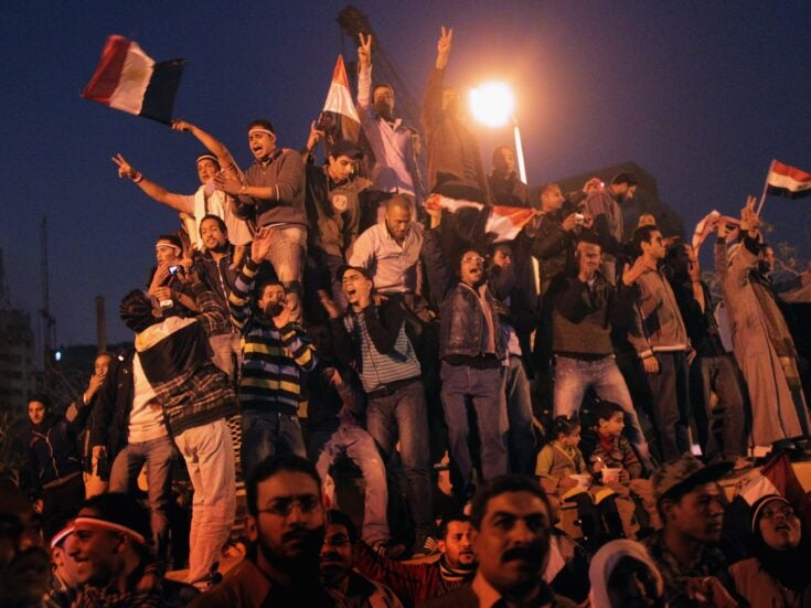 From the NS archive: How the economic policies of a corrupt elite caused the Arab Spring