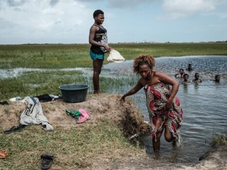 Mozambique is struggling to cope with Cyclone Idai, and UK-based banks are partly to blame
