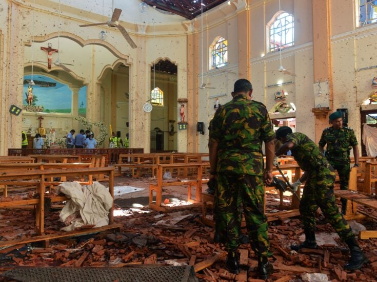 The Sri Lanka Easter attacks shattered nearly a decade of peace