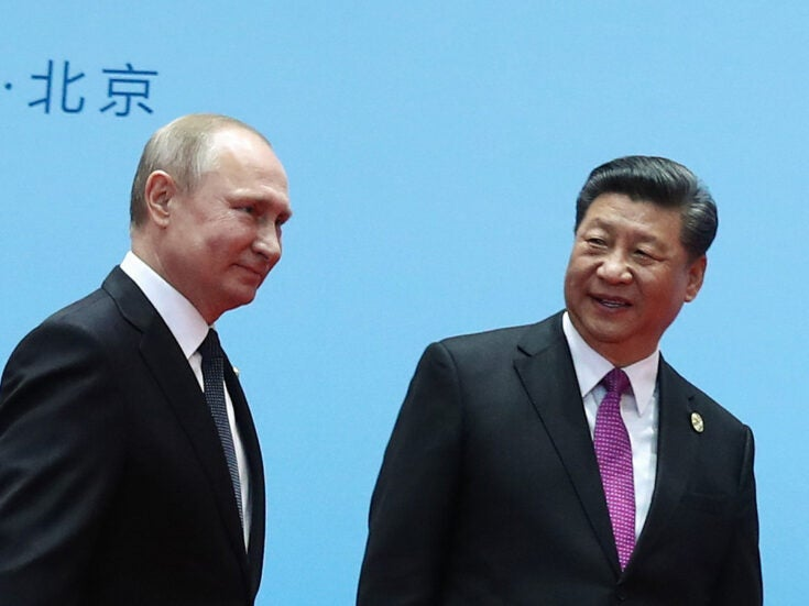 How a new alliance of democracies could counter Russia and China