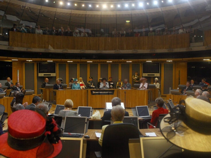 The Welsh Assembly is yet to achieve its founding ideals