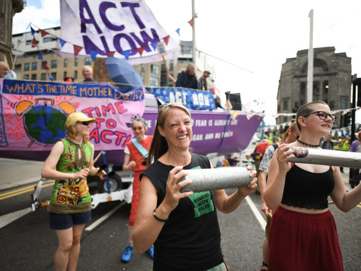 Does the environmental movement have a class problem?