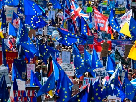 Pro-Europeans around the continent must learn the lessons of the UK's story